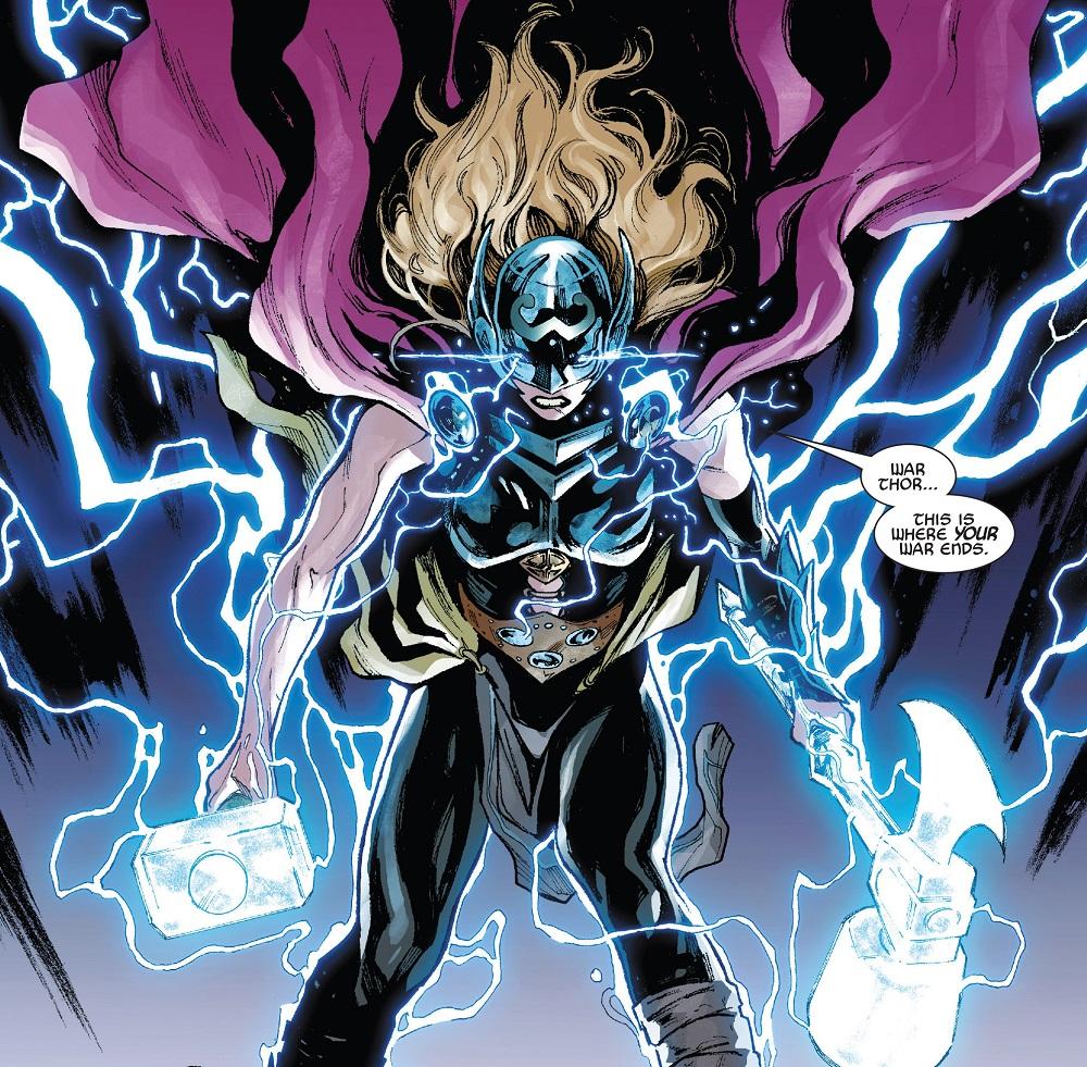 6072432 Thors, Fatos Desconhecidos