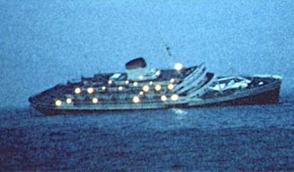 O Andrea Doria 600x352, Fatos Desconhecidos