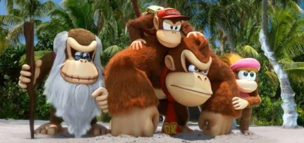 Donkey Kong 600x282, Fatos Desconhecidos