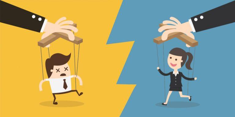 7 formas que pessoas te controlam em um relacionamento abusivo