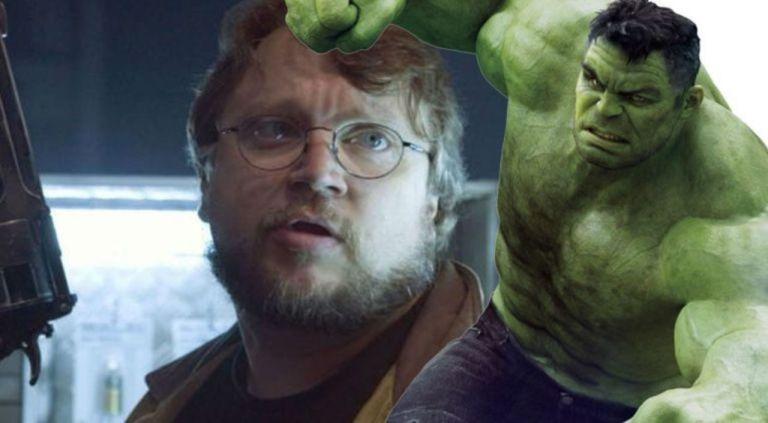 O que aconteceu com a série de TV do Hulk de Guillermo del Toro?
