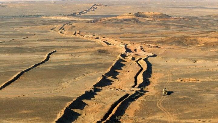 Muro do Saara, a maior estrutura defensiva do mundo