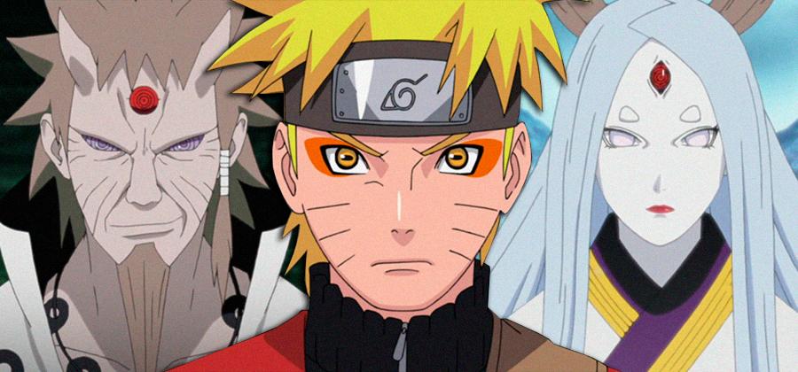 Quem é o personagem mais forte de Naruto?