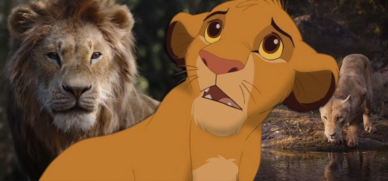 Animadores de Rei Leão criticam a nova versão do filme