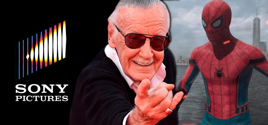 Filha de Stan Lee fica do lado da Sony no caso do Homem-Aranha