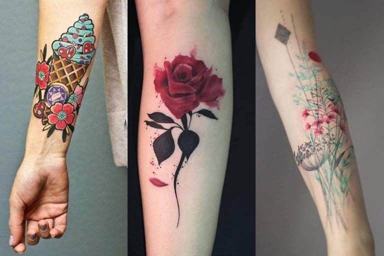 Tatuagens coloridas podem ser perigosas?