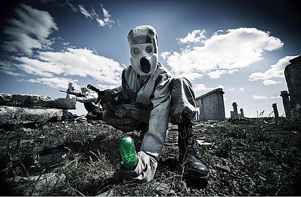 Armas biológicas podem ter objetivo mais obscuro que se imagina