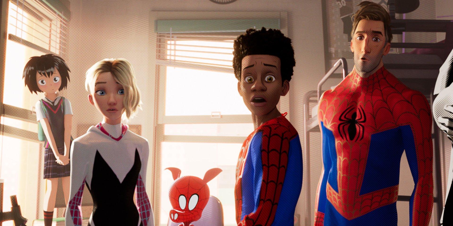 Sony tem cerca de seis séries do Homem-Aranha em desenvolvimento