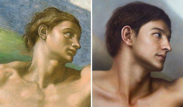 Adam De Michelangelo 600x350, Fatos Desconhecidos