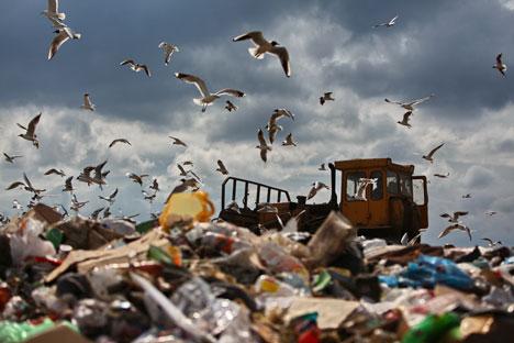 7 lugares mais poluídos do mundo