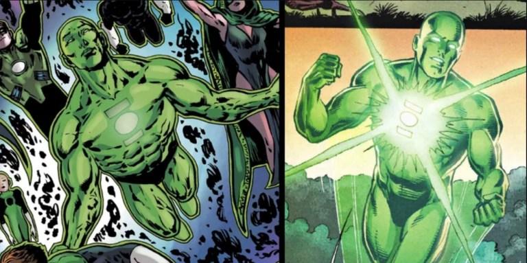 Lanterna Verde de Stan Lee volta ao Universo DC