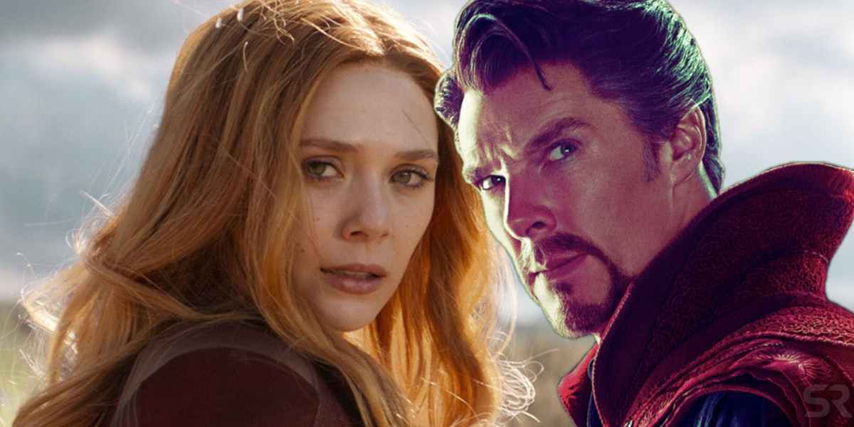 Doctor Strange 2 Will Retcon Scarlet Witch Finally Screenrant, Fatos Desconhecidos