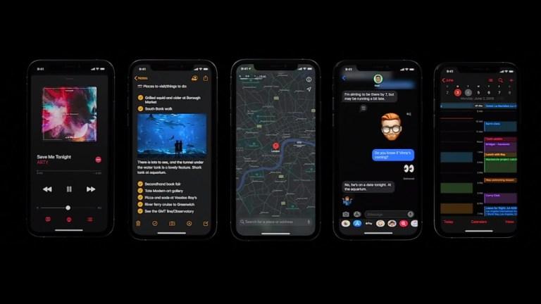 Isso é tudo o que já sabemos sobre o iOS 13