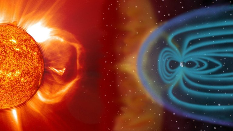 O estranho portal que conecta a Terra ao Sol