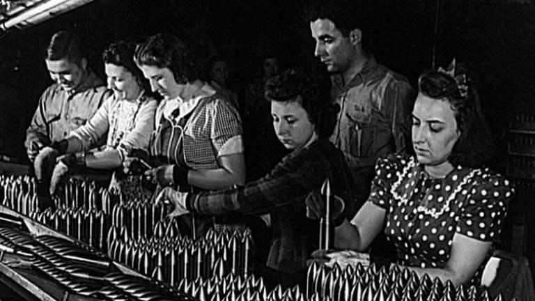 7 fatos sobre a vida das mulheres durante a 2° Guerra Mundial