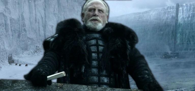 Como a muralha de Game of Thrones realmente foi construída?