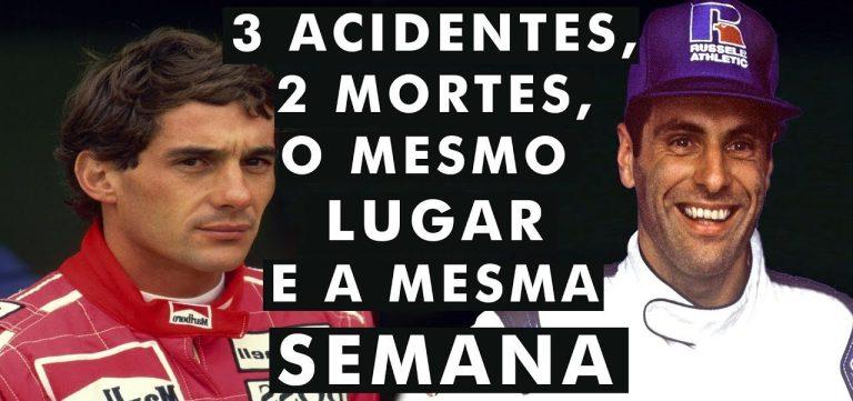 Como morreu Ayrton Senna?
