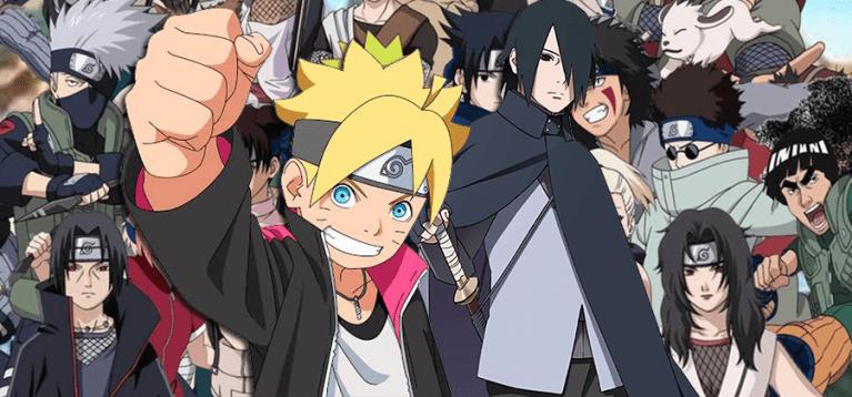 Boruto e Sasuke fazem viagem no tempo em novo episódio