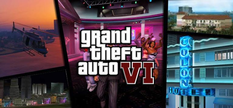 Novas informações sobre GTA VI aumentam rumores sobre volta de Vice City