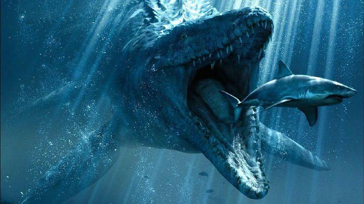 Mosassauro, o extinto e temido predador marinho