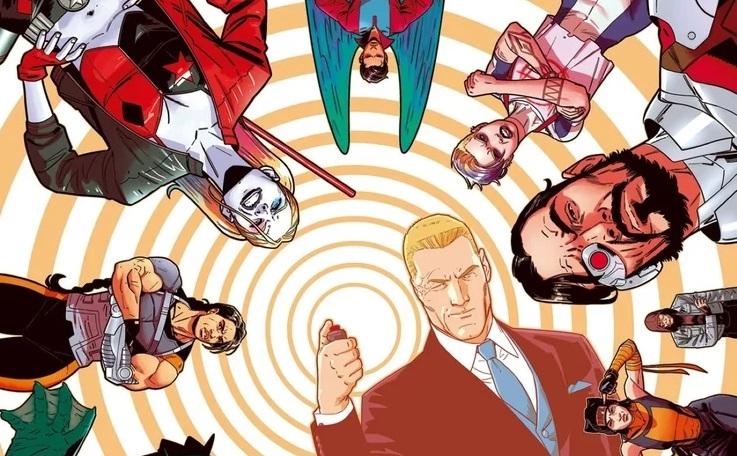 DC Comics revela nova formação do Esquadrão Suicida
