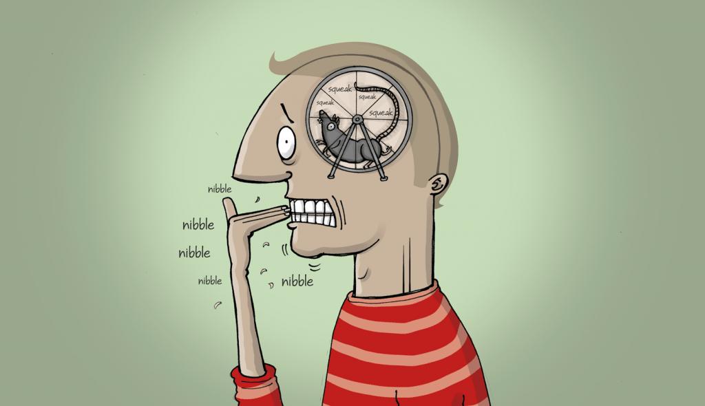 7 segredos de um psiquiatra para controlar a ansiedade