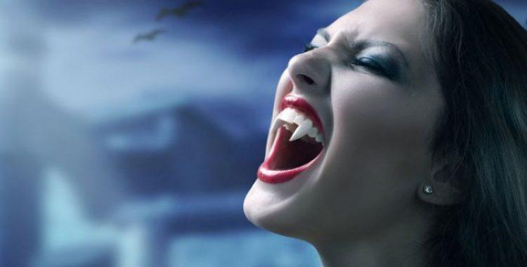 Quanto tempo você levaria para morrer se vampiros existissem?