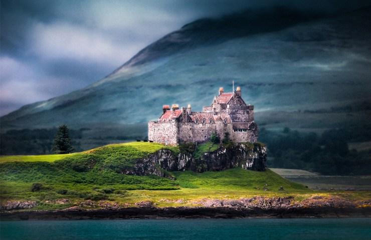 Se você tem algum desses sobrenomes, pode herdar esse castelo na Escócia
