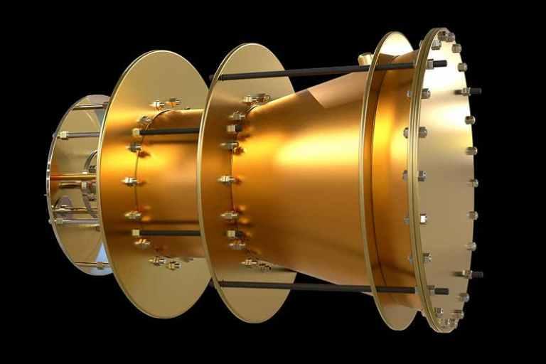 O motor desenvolvido pela NASA que desafia as leis da Física