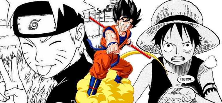 Artista mostra como o Goku seria em diferentes traços de anime