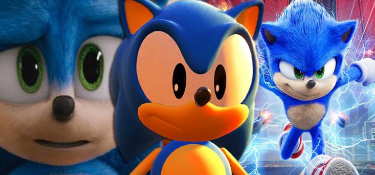 Criador do Sonic dá a sua opinião sobre o novo visual do personagem