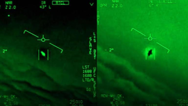 O piloto que filmou OVNIs afirma que um dos objetos desafia as leis da física