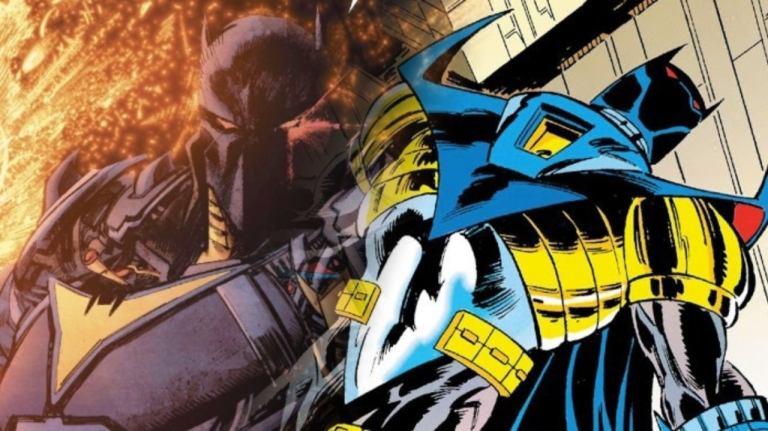 Traje polêmico do Batman ganha versão melhorada nos quadrinhos