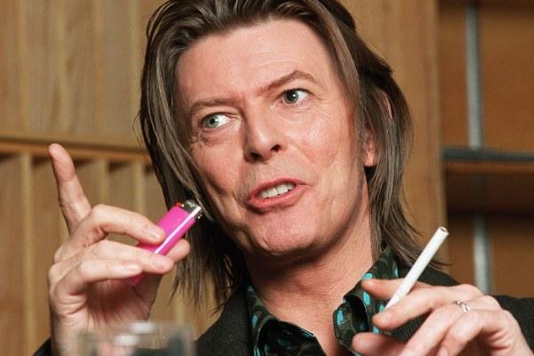 Bowie 600x400, Fatos Desconhecidos