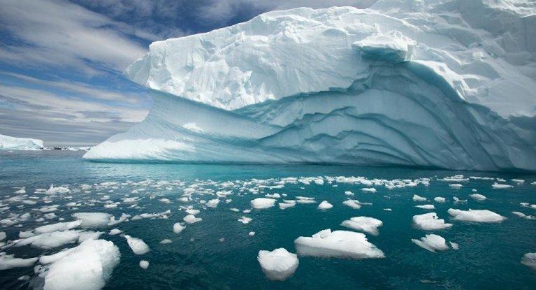 Descoberta a terra mais profunda do planeta Terra na Antártica
