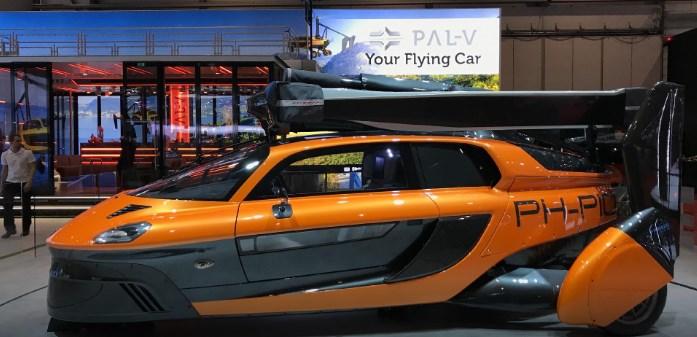 Conheça o PAL-V, o carro voador que chegará ao mercado em 2020