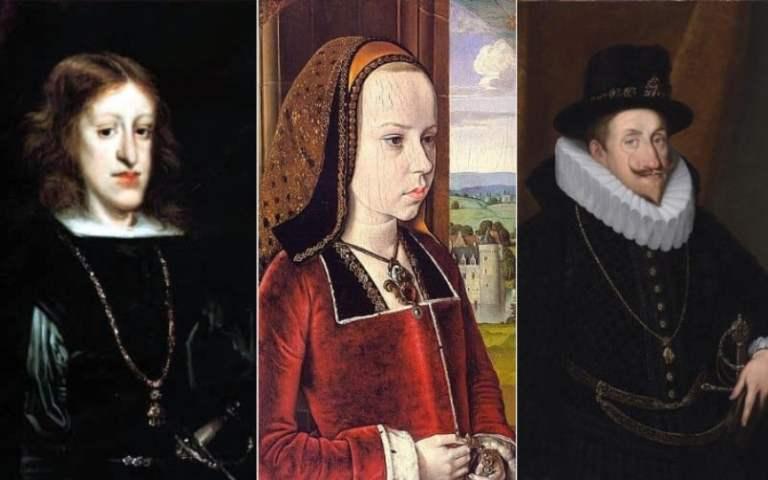 7 maiores deformidades causadas pelos incestos de realezas