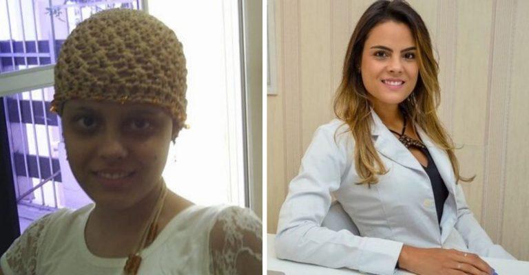 Conheça a jovem que venceu a leucemia e se tornou médica para ajudar pessoas com a mesma doença