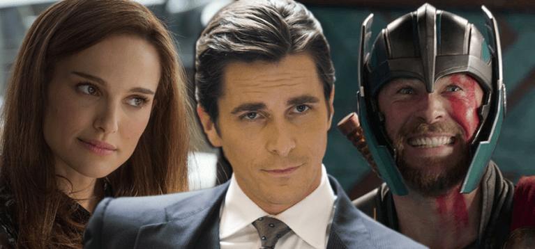 Christian Bale pode estar no próximo filme do Thor