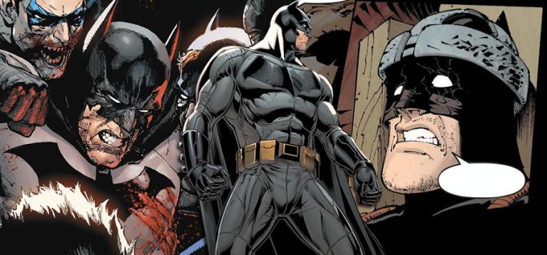 História pós-apocalíptica da DC mostra a morte do Batman
