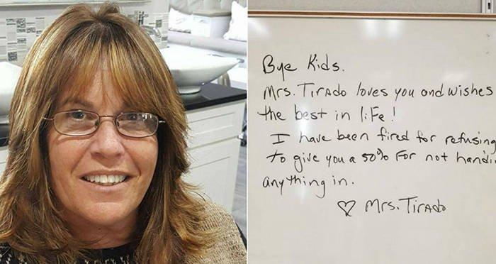 7 professores demitidos por motivos ridículos