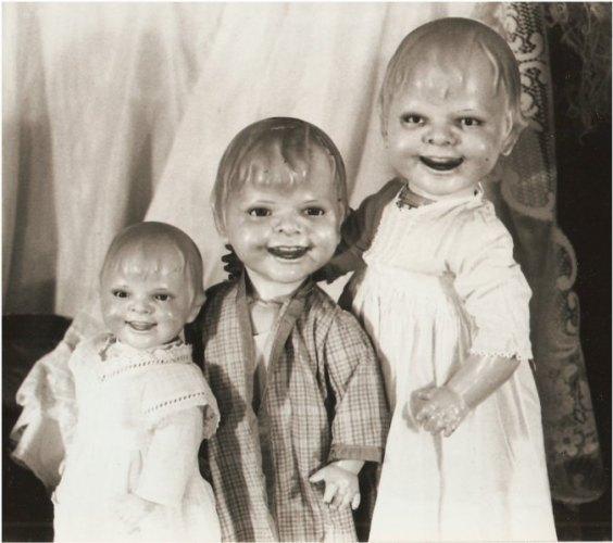 Doll People 564x500, Fatos Desconhecidos