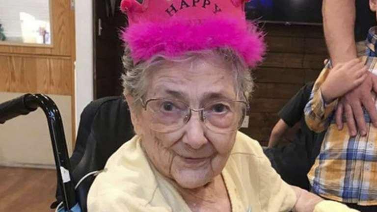 A mulher que viveu 99 anos com os órgãos do lado errado