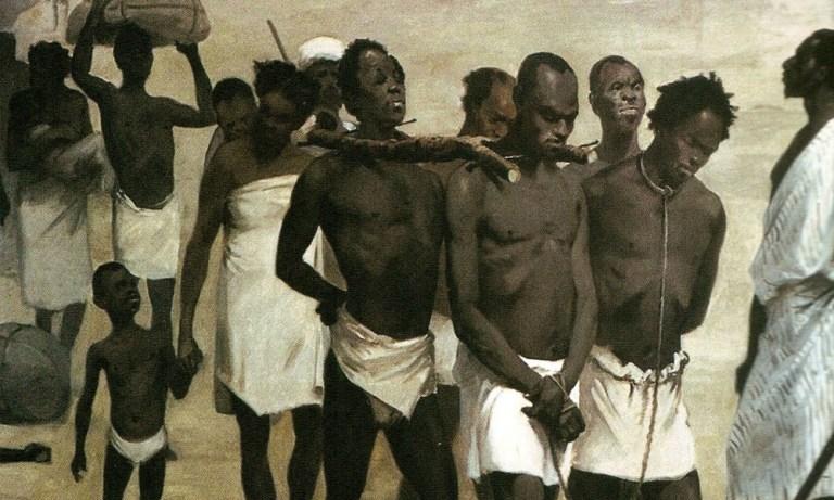 A escravidão não é crime em diversos países do mundo