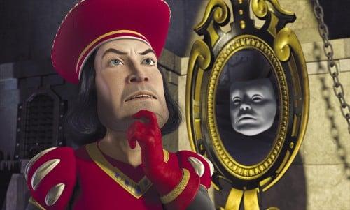 Esse é o segredo terrível do Lord Farquaad que você nunca soube em Shrek