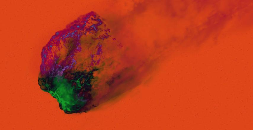 Inteligência artificial calcula quantos asteroides podem colidir com a Terra