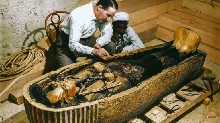 Isso é o que pode existir na tumba secreta de Tutancamôn