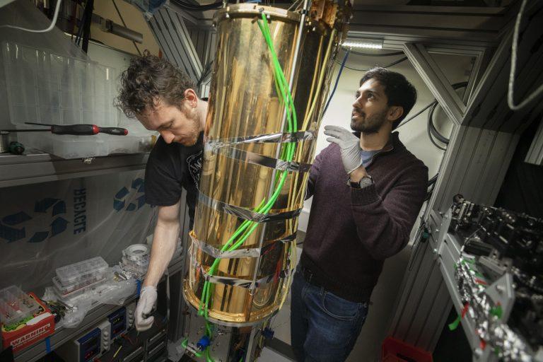 Pesquisadores mostram o elo faltante para termos uma internet quântica