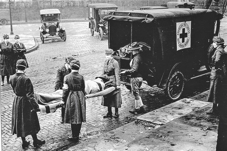 Esses foram os efeitos da Gripe Espanhola no Brasil em 1918