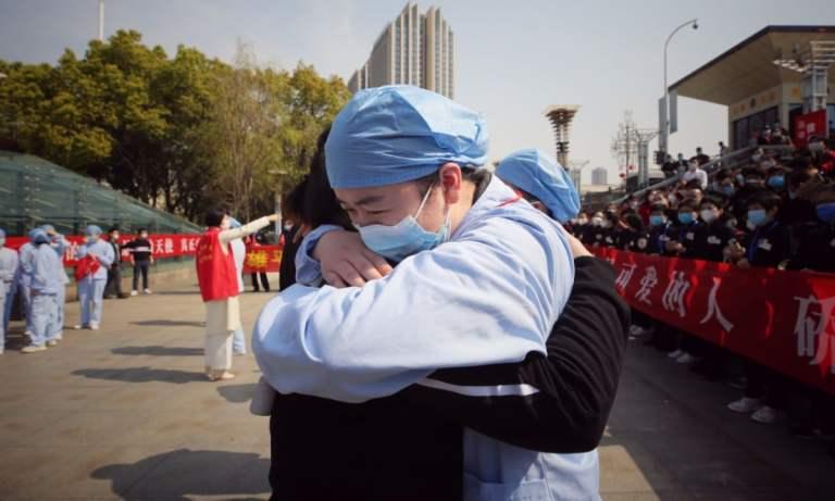 A China zerou os contágios por coronavírus